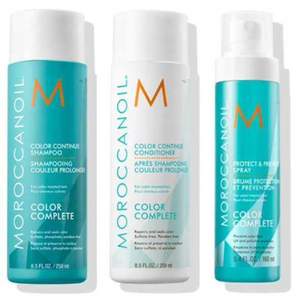 Set Moroccanoil Color Complete